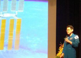 【レポ】金井宇宙飛行士ミッション報告会に行ってまいりました!